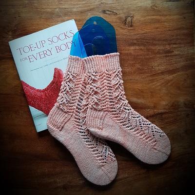 Crocus Sock 1